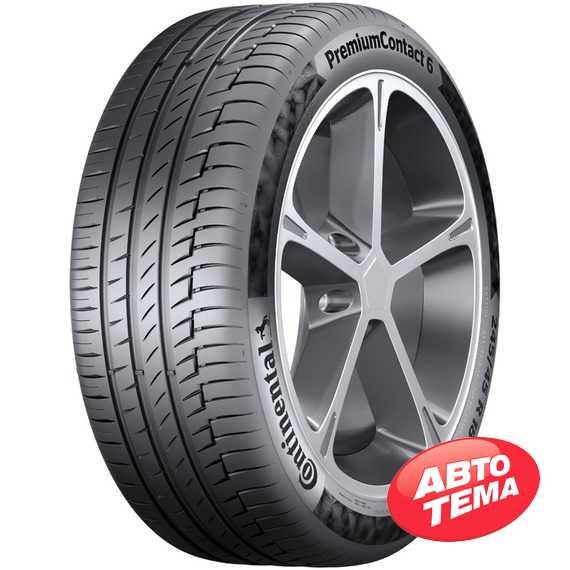 Купить Летняя шина CONTINENTAL PremiumContact 6 245/45R19 102Y