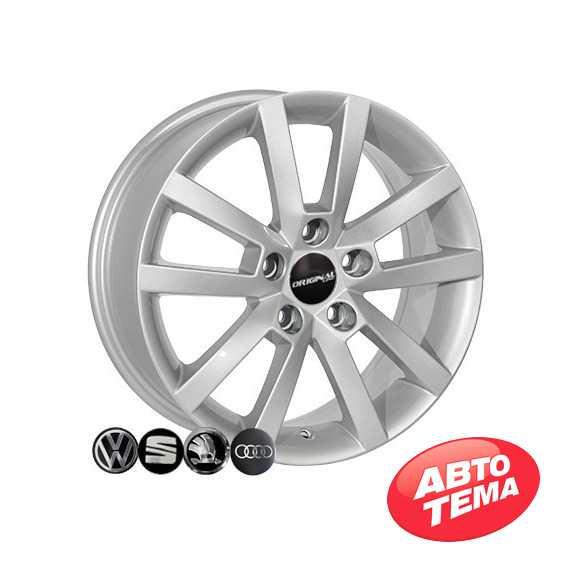 Купить Легковой диск ZW BK711 S R16 W6.5 PCD5x112 ET50 DIA57.1