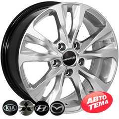 Купить Легковой диск ZW BK5212 HS R16 W6.5 PCD5x114.3 ET40 DIA67.1