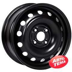 Купить Легковой диск DYV WHEEL ВАЗ 2110 Черный R14 W5.5 PCD4x98 ET35 DIA58.6