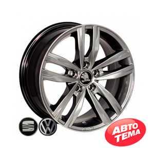 Купить ZW D7004 HB R15 W6.5 PCD5x108 ET38 DIA63.4