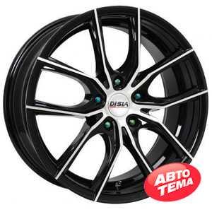 Купить DISLA Spider 625 BD R16 W7 PCD5x112 ET40 DIA57.1
