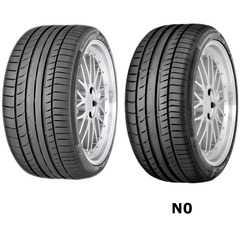Купить Летняя шина CONTINENTAL ContiSportContact 5 285/40R22 110Y