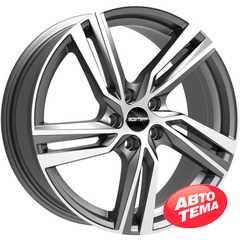 Легковой диск GMP Italia ARCAN Anthracite Diamond - Интернет магазин резины и автотоваров Autotema.ua