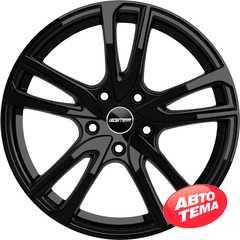 Легковой диск GMP Italia ASTRAL Glossy Black - Интернет магазин резины и автотоваров Autotema.ua