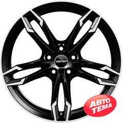 Легковой диск GMP Italia DEA Black Diamond - Интернет магазин резины и автотоваров Autotema.ua
