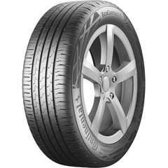 Купить Летняя шина CONTINENTAL EcoContact 6 185/55R15 82H