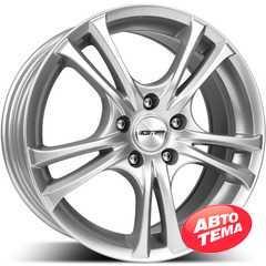Легковой диск GMP Italia EASY-R Silver - Интернет магазин резины и автотоваров Autotema.ua