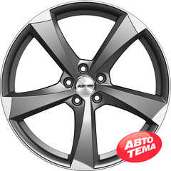 Легковой диск GMP Italia ICAN Matt Anthracite Diamond - Интернет магазин резины и автотоваров Autotema.ua