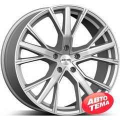 Легковой диск GMP Italia GUNNER Silver - Интернет магазин резины и автотоваров Autotema.ua