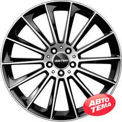 Легковой диск GMP Italia STELLAR Black Diamond - Интернет магазин резины и автотоваров Autotema.ua