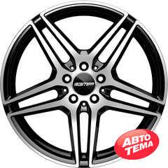 Купить Легковой диск GMP Italia MYTHOS Black Diamond R17 W7.5 PCD5x112 ET35 DIA66.6