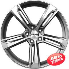 Легковой диск GMP Italia PAKY Anthracite Diamond - Интернет магазин резины и автотоваров Autotema.ua