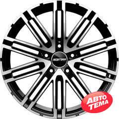 Купить Легковой диск GMP Italia TARGA Black Diamond R21 W9 PCD5x112 ET26 DIA66,6