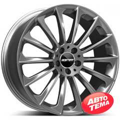 Купить Легковой диск GMP Italia STELLAR Glossy Anthracite R18 W8 PCD5x112 ET45 DIA66.6
