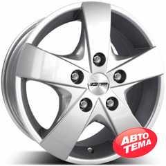 Купить Легковой диск GMP Italia JOB Silver R16 W6.5 PCD5x160 ET48 DIA65.1