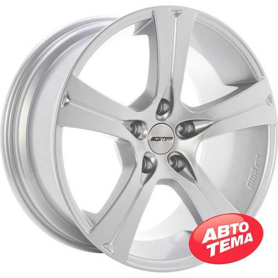 Легковой диск GMP Italia BURAN VAN Silver - Интернет магазин резины и автотоваров Autotema.ua