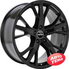 Купить Легковой диск GMP Italia GUNNER Glossy Black R18 W8 PCD5x112 ET25 DIA66.5