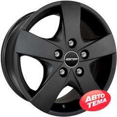 Легковой диск GMP Italia JOB Matt Black - Интернет магазин резины и автотоваров Autotema.ua