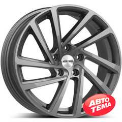 Купить Легковой диск GMP Italia WONDER Glossy Anthracite R16 W6.5 PCD5x100 ET42 DIA57.1