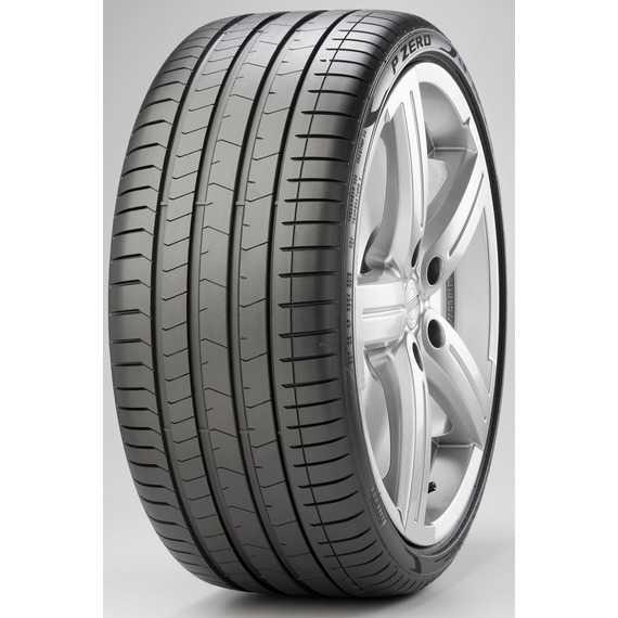 Купить Летняя шина PIRELLI P Zero PZ4 245/35R20 95Y Run Flat