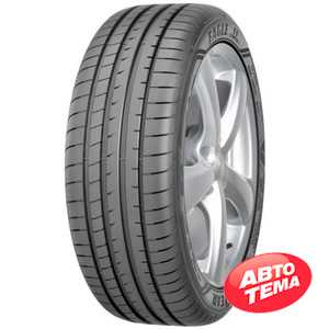 Купить Летняя шина GOODYEAR EAGLE F1 ASYMMETRIC 3 Run Flat 255/40R18 99Y