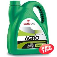 Трансмиссионно-гидравлическое масло ORLEN AGRO UTTO - Интернет магазин резины и автотоваров Autotema.ua