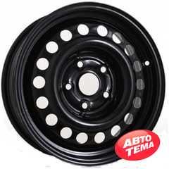 Купить Легковой диск STEEL TREBL X40020 BLACK R16 W6.5 PCD5x114.3 ET35 DIA67.1