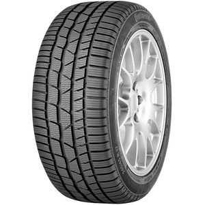 Купить Зимняя шина CONTINENTAL ContiWinterContact TS 830P SUV 255/55R18 105V
