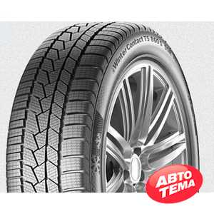 Купить Зимняя шина CONTINENTAL WinterContact TS 860S 245/50R19 105V​ Run Flat