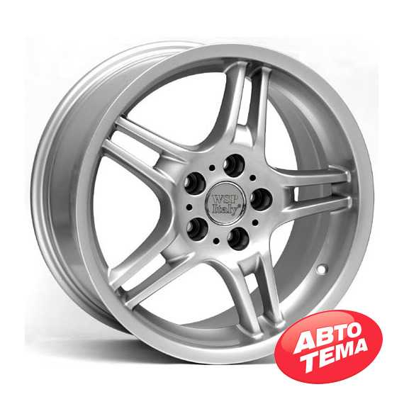 Купить Легковой диск WSP ITALY Sofia W650 Silver R18 W8.5 PCD5x120 ET50 DIA72.6