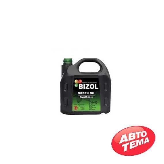 Моторное масло BIZOL Green Oil Plus - Интернет магазин резины и автотоваров Autotema.ua