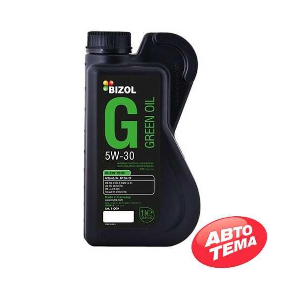 Купить Моторное масло BIZOL Green Oil Plus 5W-30 (1л)
