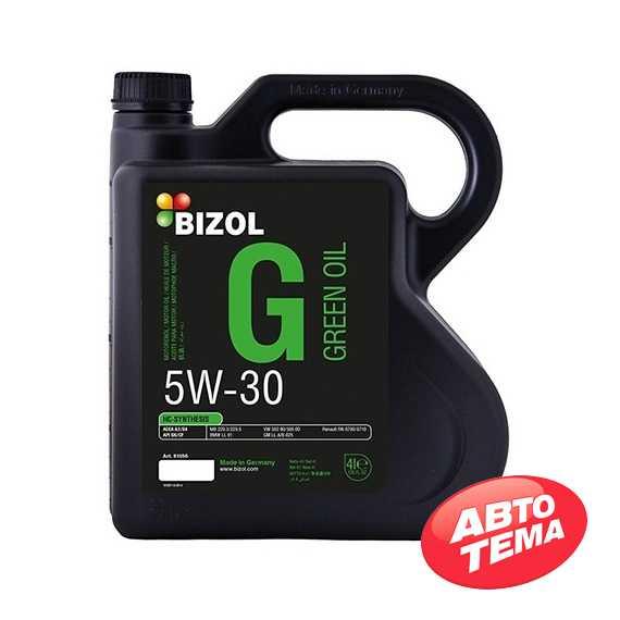 Купить Моторное масло BIZOL Green Oil Plus 5W-30 (4л)