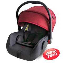 Купить Автокресло BERTONI PLUTO black/red