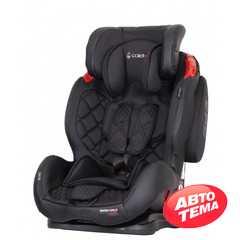 Купить Автокресло COLETTO Sportivo Only Isofix black