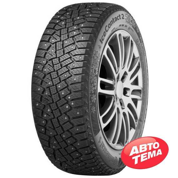 Купить Зимняя шина CONTINENTAL IceContact 2 275/50R21 113T (Шип)