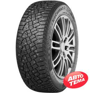 Купить Зимняя шина CONTINENTAL IceContact 2 225/55R19 103T SUV (Шип)