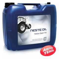 Купить Трансмиссионное масло NESTE Premium Gear UTTO (20л)