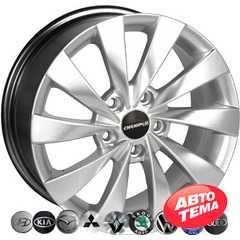 Купить Легковой диск ZW BK438 HS R15 W6.5 PCD5x112 ET35 DIA66.6