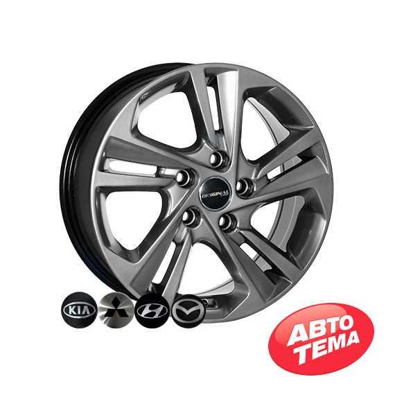 Купить ZW BK5210 HB R16 W6.5 PCD5x114.3 ET45 DIA67.1