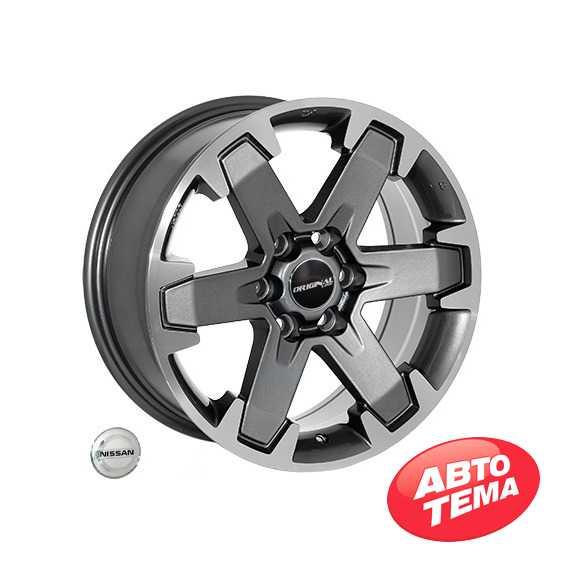 Купить ZW BK5133 GP R16 W7 PCD6x114.3 ET30 DIA66.1