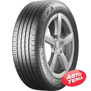 Купить Летняя шина CONTINENTAL EcoContact 6 215/65R17 99V