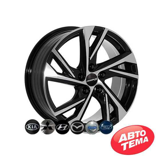 Купить ZW FE183 BMF R17 W7.5 PCD5x108 ET50 DIA63.4