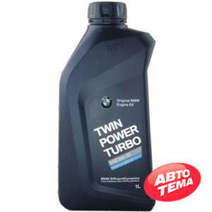 Купить Моторное масло BMW TwinPower Turbo LL-01 5W-30 (1л)