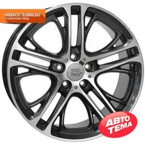 Купить Легковой диск WSP ITALY X3 XENIA W677 DIAMOND BLACK POLISHED R19 W9 PCD5x120 ET41 DIA74.1