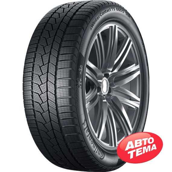 Купить Зимняя шина CONTINENTAL WinterContact TS 860S 255/40R18 99V Run Flat