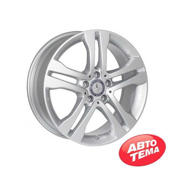 Купить ZF TL0414 SILVER R18 W7 PCD5x112 ET46 DIA66.6