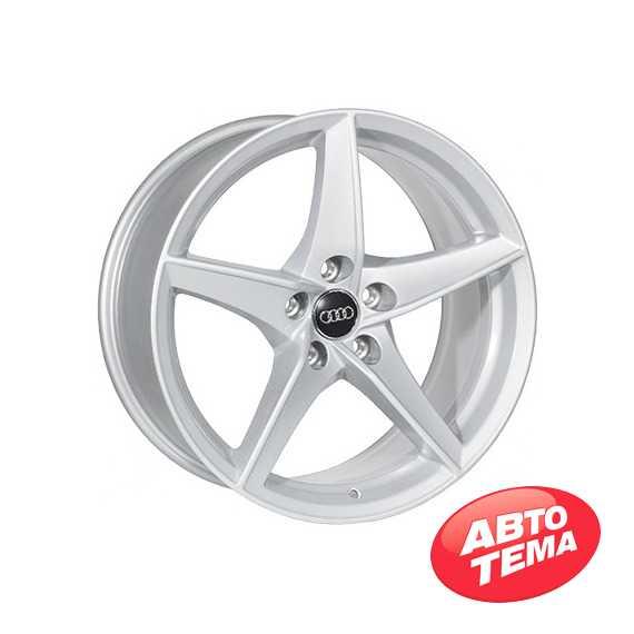 Купить ZF TL5581 SILVER R18 W8.5 PCD5x112 ET29 DIA66.6