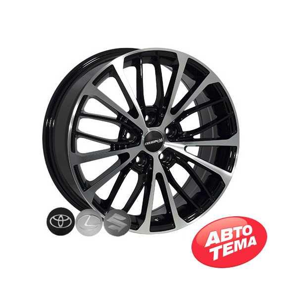 Купить Легковой диск REPLICA Lexus TL1515 BMF R18 W8 PCD5x114.3 ET50 DIA60.1